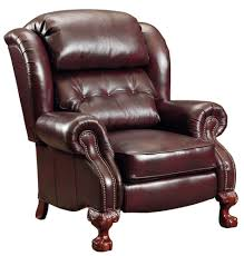 magnate high leg recliner by lane home gallery stores