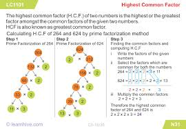 learnhive cbse grade 5 mathematics multiple and factor lessons