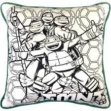 nickelodeon teenage mutant ninja turtles gang u0027s color
