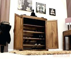 shoe storage bench with sliding doors shoe rack bench with doors