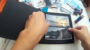tutorial membuat scrapbook digital diy instagram photobook fast easy youtube