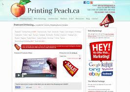 cheap printing services toronto postcards door hangers