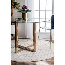 Round Table Kerman Oval Rugs You U0027ll Love Wayfair
