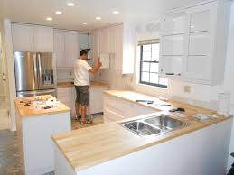 How To Install Cabinets In Kitchen How Install Kitchen Cabinets Home Decoration Ideas