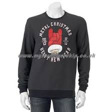 collection of heavy metal sweater foo fighters go