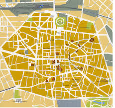 map of bologna maps of italian cities