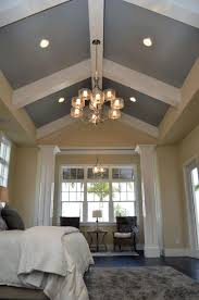 modern coffered ceiling designs white diffused light pendant lamp