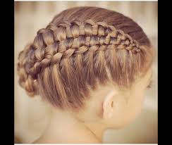 cute girl hairstyles how to french braid cute girl hairstyles zipper braid braids pinterest zipper