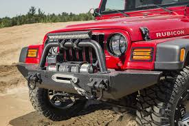 ready to pull the right winch bumper for your ride tread magazine