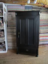 Black Armoire Before And After Examples Of Pieces With Custom Finishes Bases