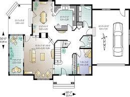 Modern Open Floor Plan House Designs House Plans Open Floor Plans Small Home Concept Home Plans Open