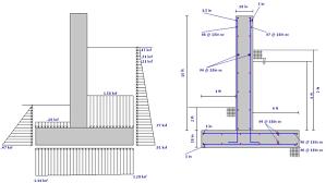 RetainingWallModelinggif - Design retaining wall