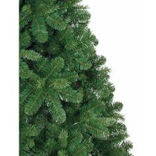 Unlit Artificial Christmas Trees Canada by Artificial Christmas Tree Unlit 6 5 U0027 Jackson Spruce Green