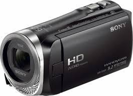 black friday camcorder sales sony handycam cx455 8gb flash memory camcorder black hdrcx455 b