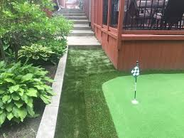 backyard putting greens neave sports picture on amazing diy