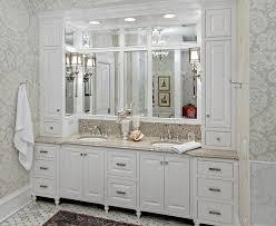 minneapolis 27 bathroom vanity traditional with mirror wall metal