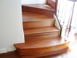 Stairs With Laminate Flooring Engineered Hardwood On Stairs Floors 55