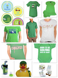 born to golf mommy daddy u0026 me baby shower gifts mommematch com