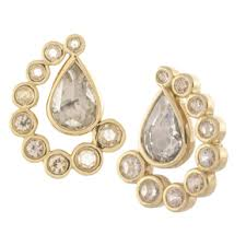 cheap diamond earrings mociun earrings