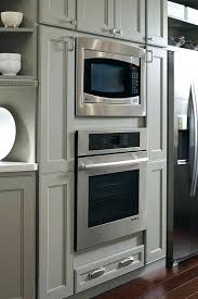 installing under cabinet microwave how to install microwave under cabinet over the range microwave