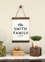 family canvas wall hanging 2712 designs