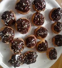 recette cupcakes à la vanille glaçage chocolat 750g