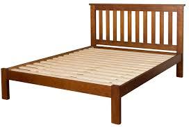 Slatted Bed Frames Granville King Slatted Bed Frame By Coastwood Furniture