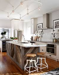 gorgeous ways add reclaimed wood your kitchen reclaimed timber boards give the old kitchen island new lease life from