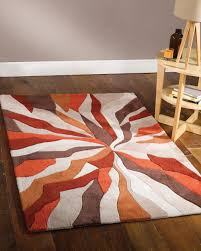 area rugs marvellous grey and orange area rug inspiring grey and