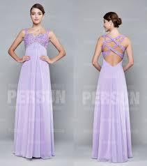 robe violette mariage robe témoin de mariage en strass brillant pour mariage 2017