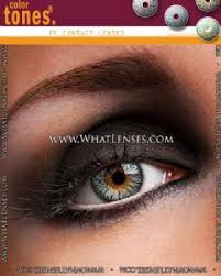 Light Brown Contact Lenses Light Blue Colored Contact Lenses