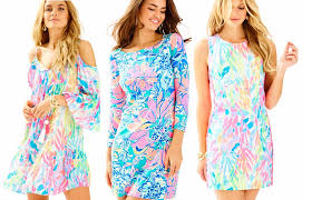 lilly pulitzer created a print inspired by starbucks u0027 unicorn