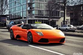Lamborghini Murcielago Red - lamborghini murcielago roadster cars coupe supercars orange