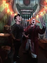 halloween horror nights scare zones tigerbeat