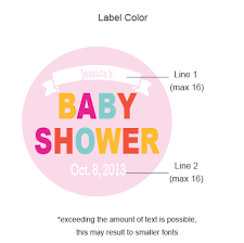 mod baby shower mod baby shower personalized labels 20 pieces baby