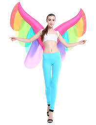 inflatable butterfly fairy halloween christmas fancy dress