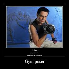 gym poser pumpingbody pump your body
