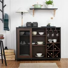 furniture of america francis industrial multi storage dining