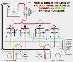 headlight wiring upgrade landyzone land rover forum