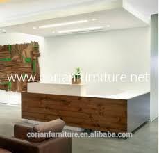 Wood Reception Desk For Office Buy Office Reception Desk Design