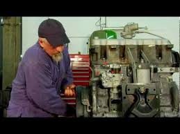 installing a diesel injection pump u0026 setting the timing youtube