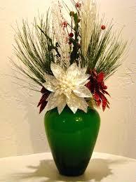 christmas arrangement ideas christmas flower arrangements ideas uk wizard