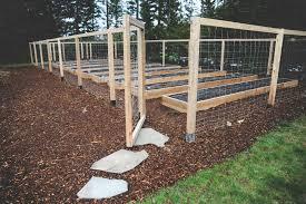 2 fresh raised garden bed fence ideas home idea