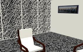ornamental panel jali screen partition designs i astonetech