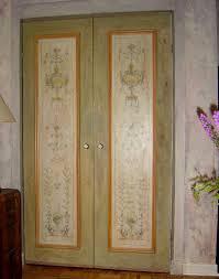 Paint Closet Doors Artist Painted Doors