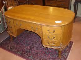 stunning early 1900 u0027s oak partners desk from diamondantique on