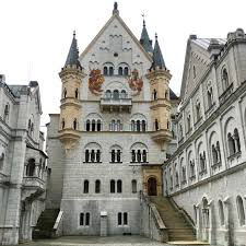 Neuschwanstein Castle Floor Plan by Following In The Footsteps Of The Swan King In Bavaria Germany