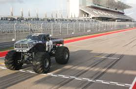 austin monster truck show world u0027s fastest monster truck gets 264 feet per gallon wired