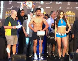 thanksgiving horn called pacquiao u0027s title on the line vs horn in u0027battle of brisbane