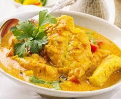 cuisiner la lotte au curry curry de lotte au lait de coco recette de curry de lotte au lait